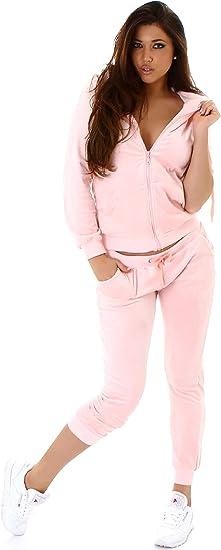 Jela London - Conjunto de chándal para Mujer (34/36/38/40): Amazon ...