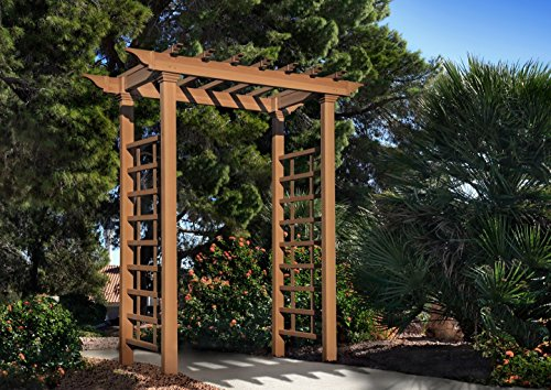 Carolina 57 Composite Vinyl Arbor product image