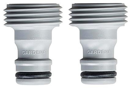 Amazon.com: Gardena accesorio adaptador: Jardín y Exteriores