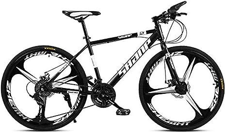 HAOHAOWU Bicicleta De Carretera, Bicicleta De Montaña Unisex Freno ...