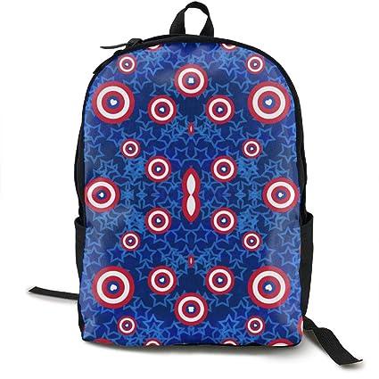 1de494b7dfa9 Amazon.com: Niwaww Superhero Love Tiny But Mighty Laptop Backpack ...