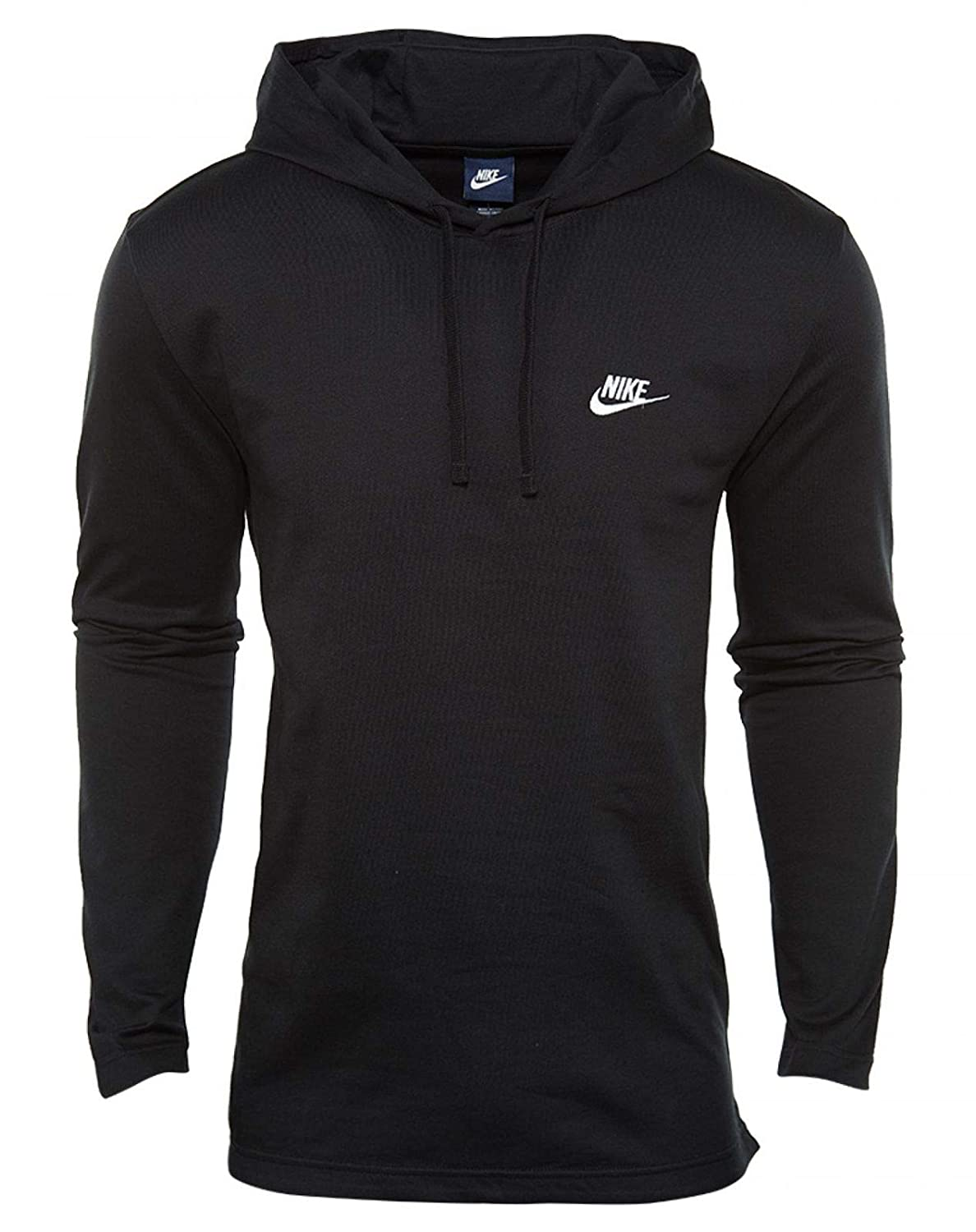 2e40681ee4c6 Amazon.com  NIKE Sportswear Men s Pullover Club Hoodie  Sports   Outdoors