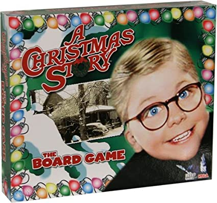 A Christmas Story Characters.A Christmas Story The Board Game
