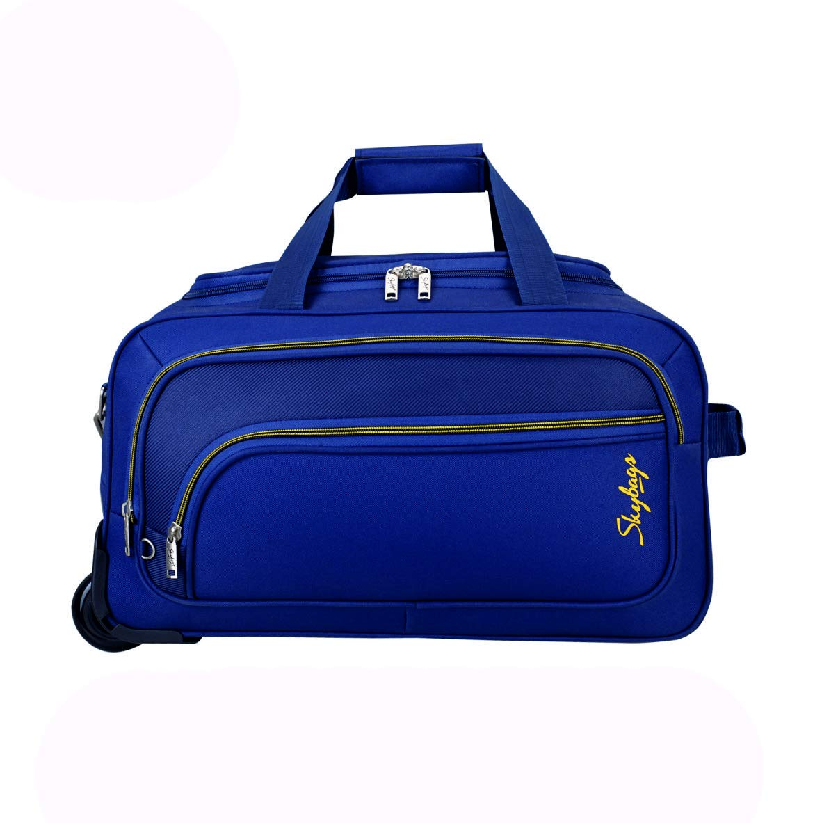 Skybags Scot Plus Polyester 54 cms Blue Travel Duffle (DFTSPE54BLU)