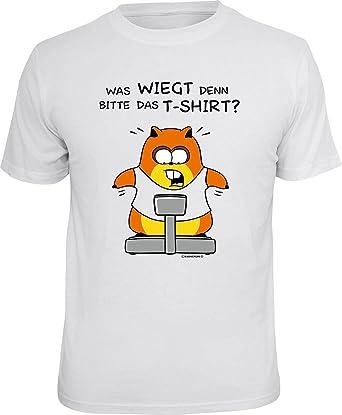 Lustiges Sprüche Shirt Geschenkartikel T Shirt Mit Urkunde Was Wiegt Denn  Bitte Das T Shirt? Fun Artikel Partygeschenk: Amazon.de: Bekleidung