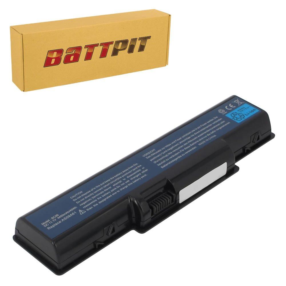 Battpit Bateria de repuesto para portátiles PACKARD BELL EasyNote TJ66 (4400 mah): Amazon.es: Electrónica