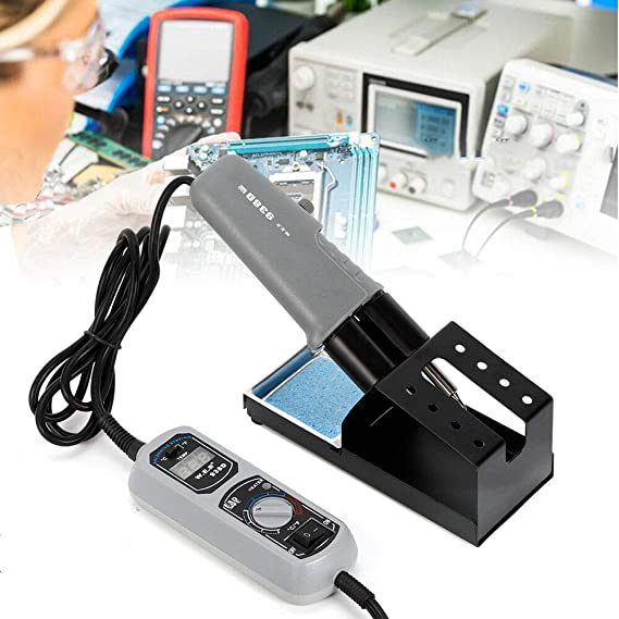 WINUS 110V 938D Portable Hot Tweezers Mini Welding/Soldering Station for Repair of BGA SMD US Stock
