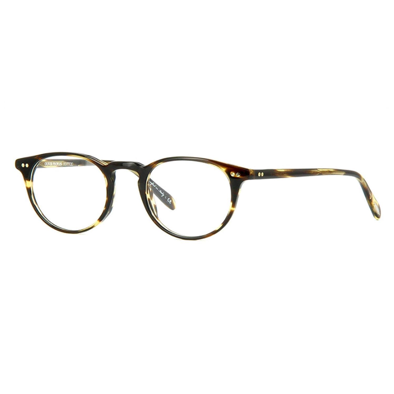 fe4e4c22023b Amazon.com  Oliver Peoples Riley-R OV 5004 Cocobolo 43 20 140 Unisex Eyewear  Frame  Watches