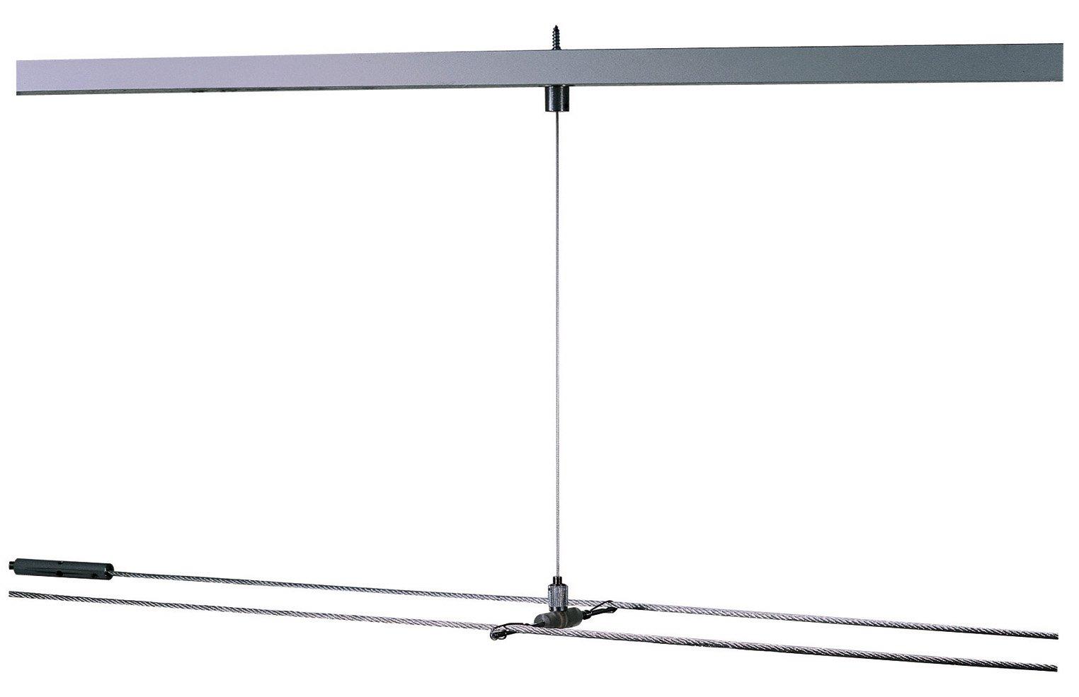 Tech Lighting 700PRTD3S Accessory - Kable Lite Adjustable Standoff, Choose Finish: SN: Satin Nickel Finish
