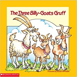 photograph regarding Three Billy Goats Gruff Story Printable referred to as : The A few Billy-goats Gruff (Uncomplicated-In the direction of-Go through