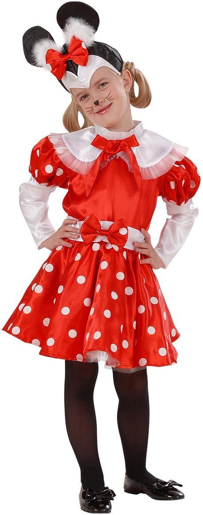 Disfraz Carnaval Bimba, Minnie Mouse, 22717: Amazon.es: Ropa y ...