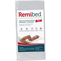 Remibed Funda Anti Chinches Almohada de 75_x_40_cm