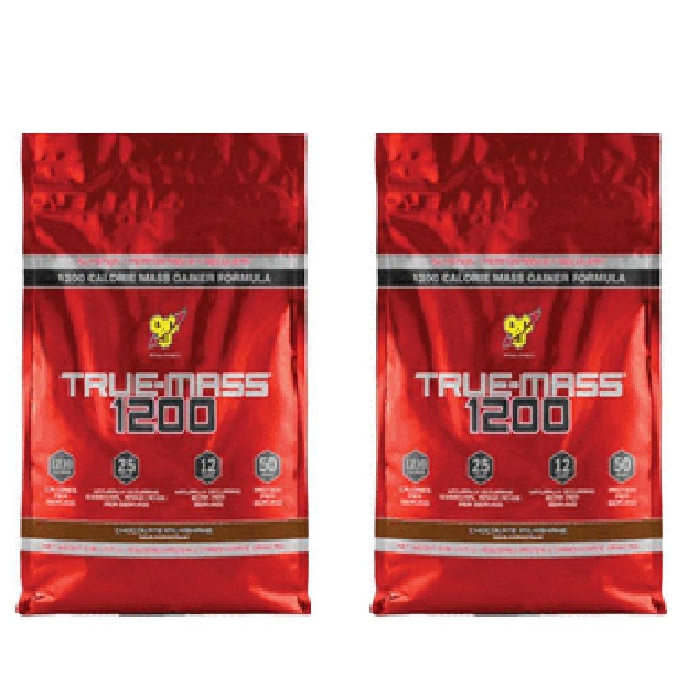 【2個セット】 BSN ビーエスエヌ トゥルーマス1200 4.7kg [海外直送品] (チョコレートミルクシェイク) B00OUU2D5G