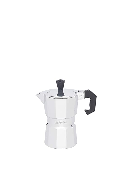 Kitchen Craft LeXpress - Cafetera Italiana (1 Tazas, 40 ml ...