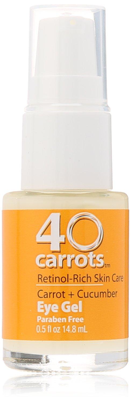 amazon com 40 carrots vitamin serum 1 ounce boxes beauty