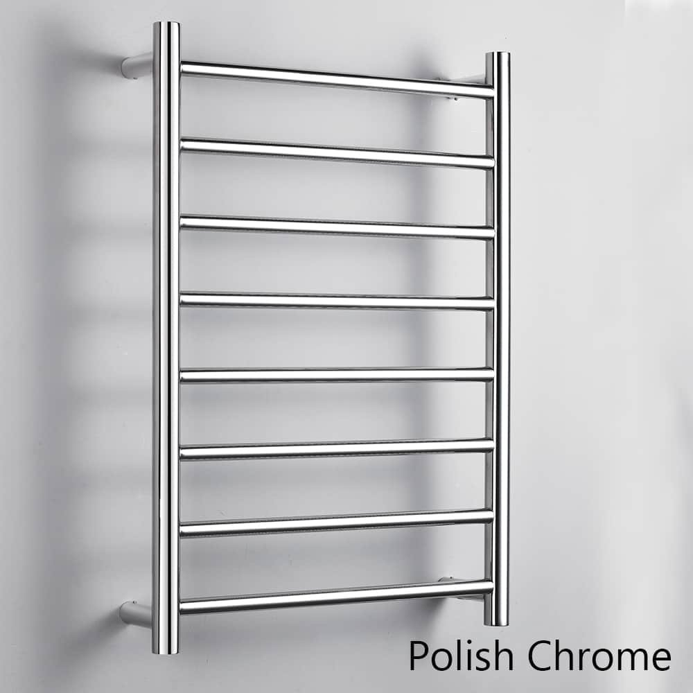 Virtu USA VTW-116A-PC Kozë Collection Towel Warmer, Polished Chrome