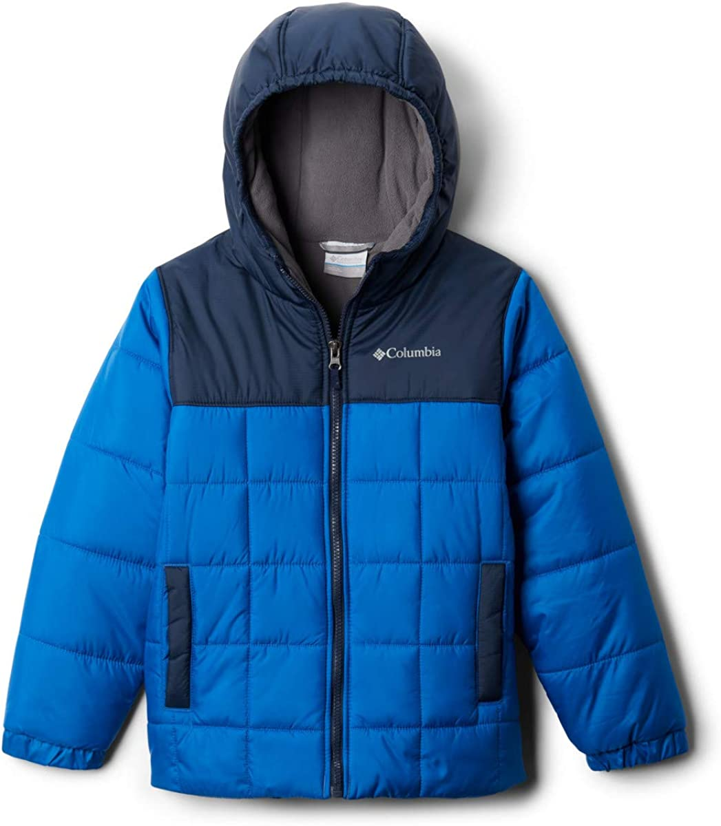 Columbia Manufacturer direct delivery Boys' Puffect II Puffer Zip Full Insu Resistant Store Water