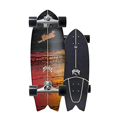 "Carver Skateboards x Lost Psycho Killer Surfskate Complete CX 29"" : Sports & Outdoors"
