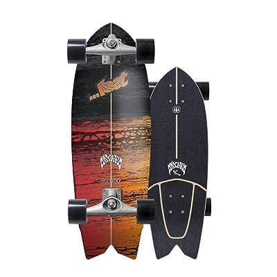 "Carver Skateboards x Lost Psycho Killer Surfskate Complete CX 29"" : Sports & Outdoors"