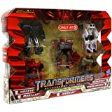 Transformers Revenge of the Fallen Voyager Class Straightaway Shootout
