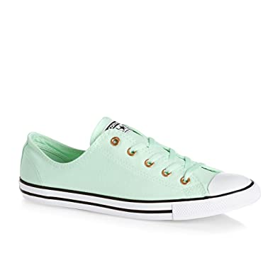 Converse Women S Sneaker Chuck Taylor Dainty Low Ox Mint Foam White