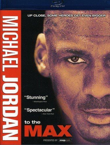 Michael Jordan To The Max [Blu-ray] (Nba Blue Ray)