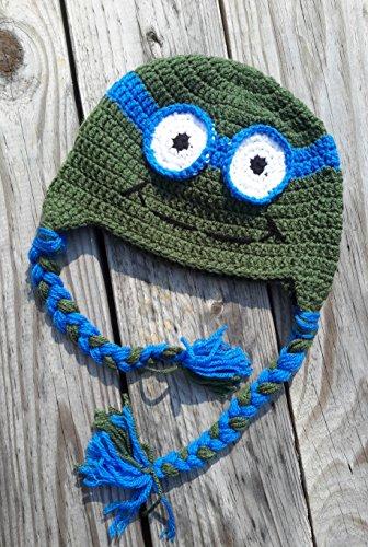 Leonardo Teenage Mutant Ninja Turtle Toboggan Adult]()