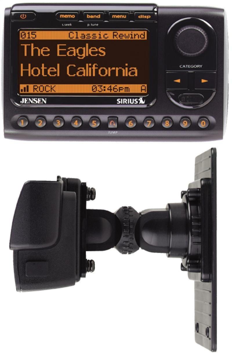 Amazon.com: Jensen Satellite Radio Shuttle Combo Box (Receiver ...