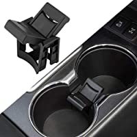 JoyTutus Cup Holder Insert Divider Center Console Drink Holder Insert Compatible with Toyota Highlander 2014-2020