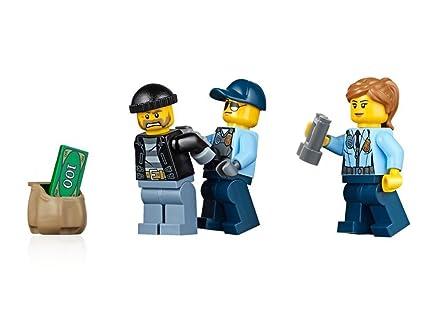 Amazoncom Lego City Police Minifigure Combo Pack Police Run
