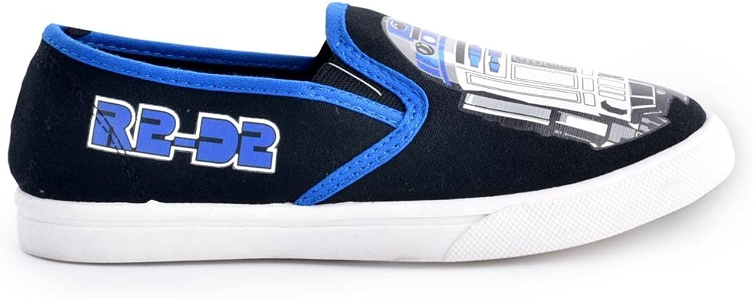 Disney Star Wars Boys Slip-On Shoes Multiple Styles Available