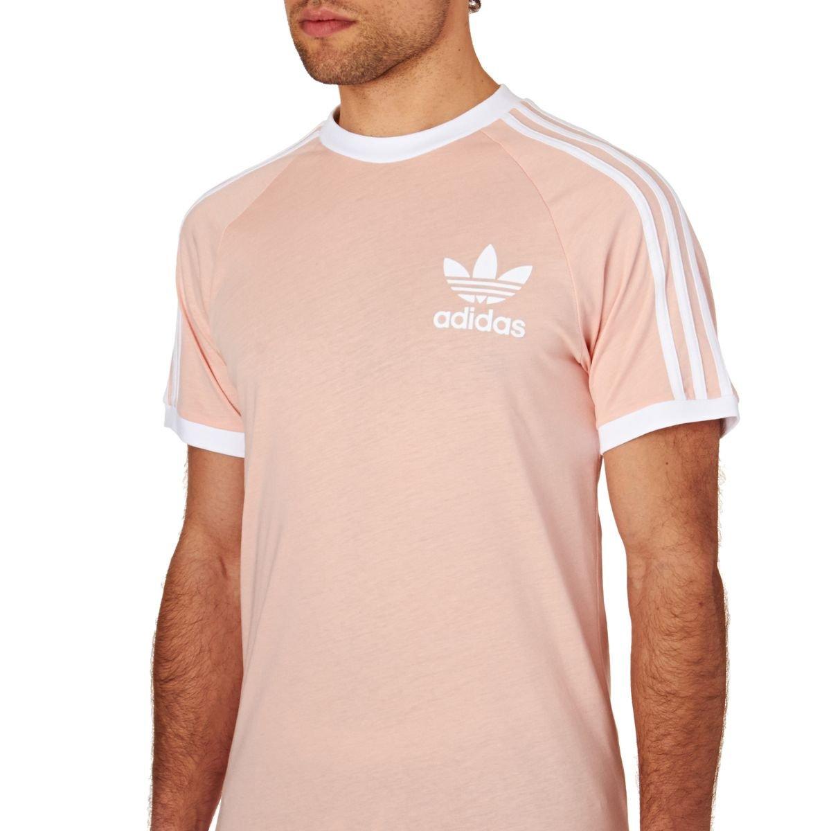 adidas Clfn Camiseta, Hombre, Rosa (Rosvap), S: Amazon.es: Deportes y aire libre