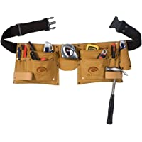 Qpack 366.008 Werkzeuggürtel - Double tool belt 22 x 10 x 20 cm