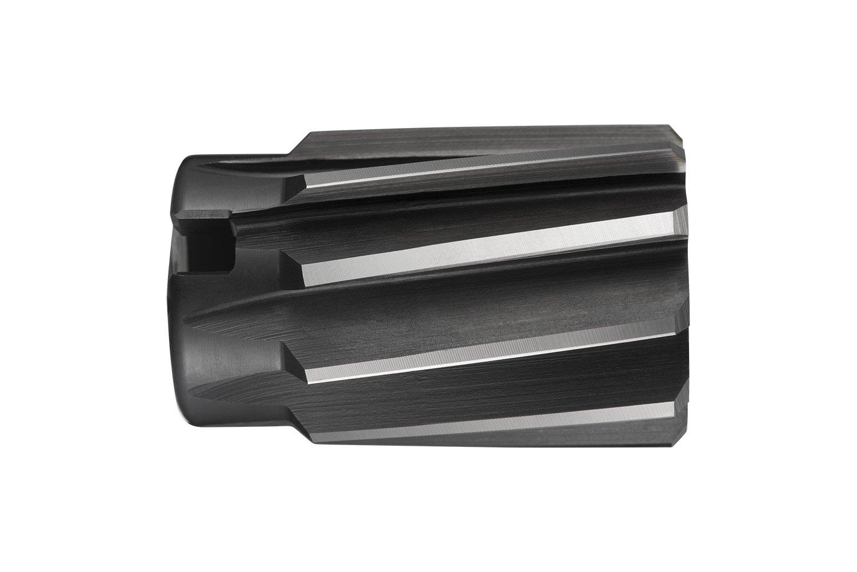 Cobalt High Speed Steel Bright//ST Coating Head Diameter 36 mm Flute Length 40 mm Full Length 56 mm Dormer B95536.0 Shell Reamer