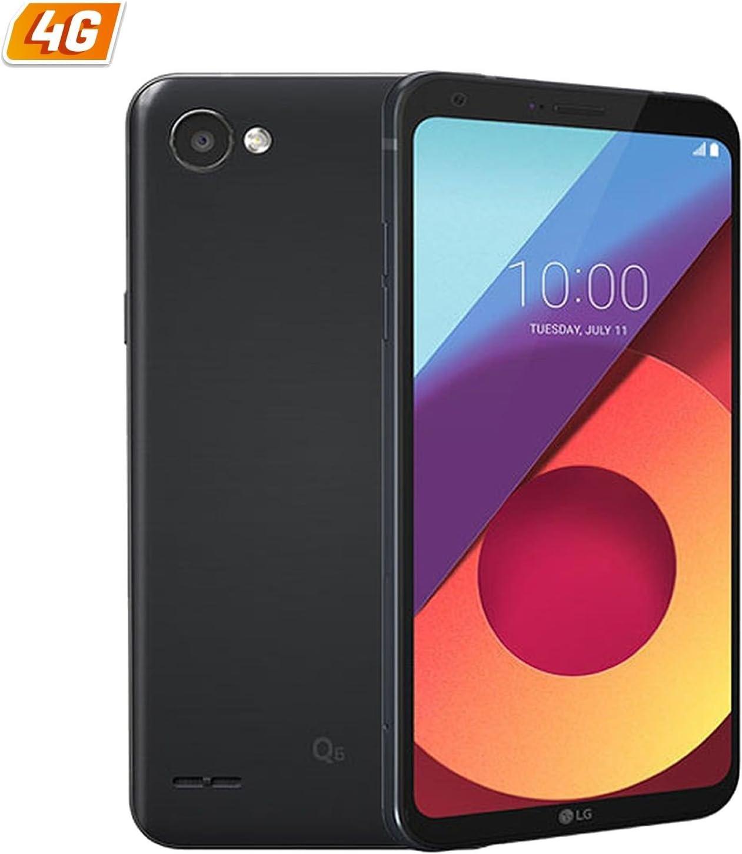 LG Q6 Dual SIM 32 GB m700 a Negro SIM Free: Amazon.es: Electrónica