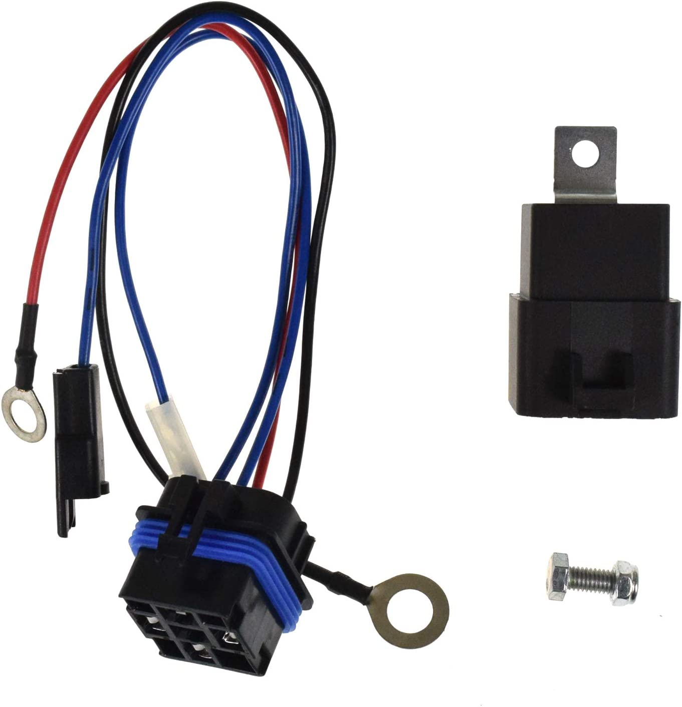 GWNOWZZET Starter Relay Kit AM107421 for160 165 170 175 180 Lawn Tractors
