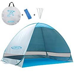 G4Free Outdoor Cabana Beach Tent