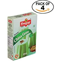 Five Star Instant China Grass Mix Pista Box (100 Gms) Pack of 4