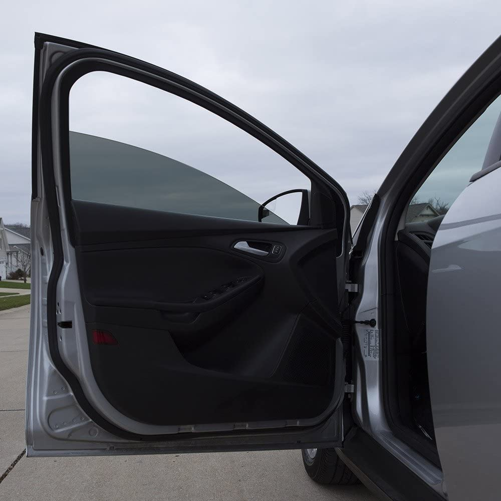 "Gila Black 24"" x 6' Window Tint}"