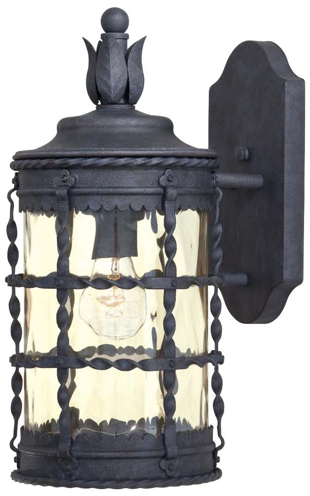 Minka lavery 8880 a39 1 light outdoor wall mount spanish iron minka lavery 8880 a39 1 light outdoor wall mount spanish iron amazon aloadofball Images