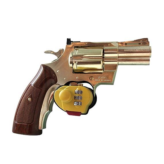 Gewehre und Schrotflinten Bosvision 3-stelliges Zahlenkombinations Waffenschloss f/ür Pistolen