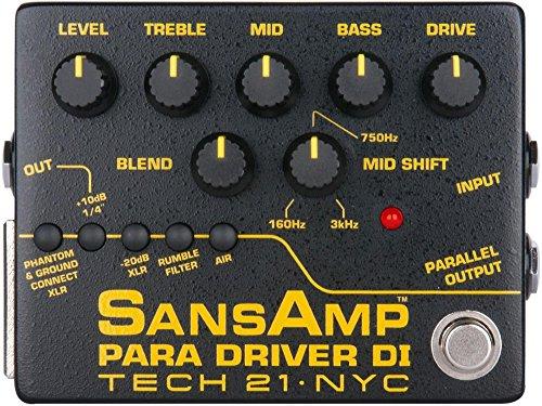 Tech 21 Sansamp Driver - 3