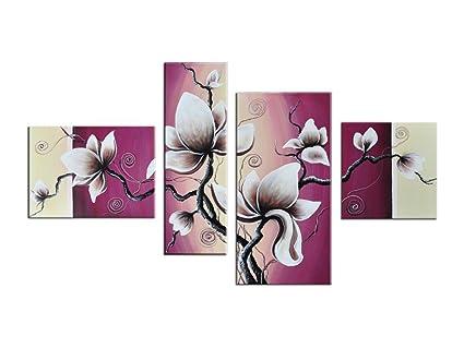 Amazon Noah Art Rustic Floral Artwork Tulip Flower Picture 100