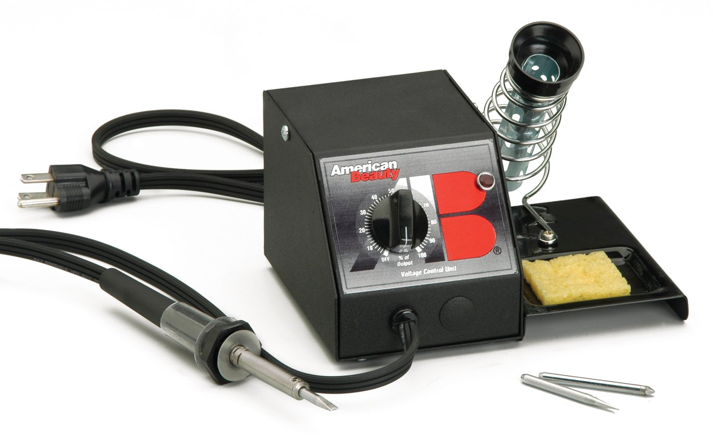 American Beauty V36GS3 Industrial Grade Soldering Station, 20 Watt by American Beauty Tools  B007S20IW8