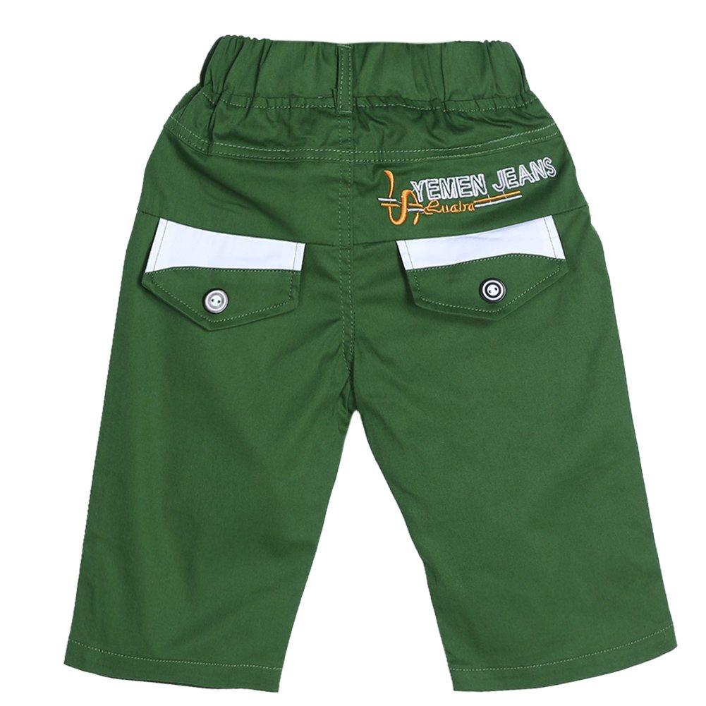 Kids Children Boys Spring Summer Pants Casual Shorts Bottoms