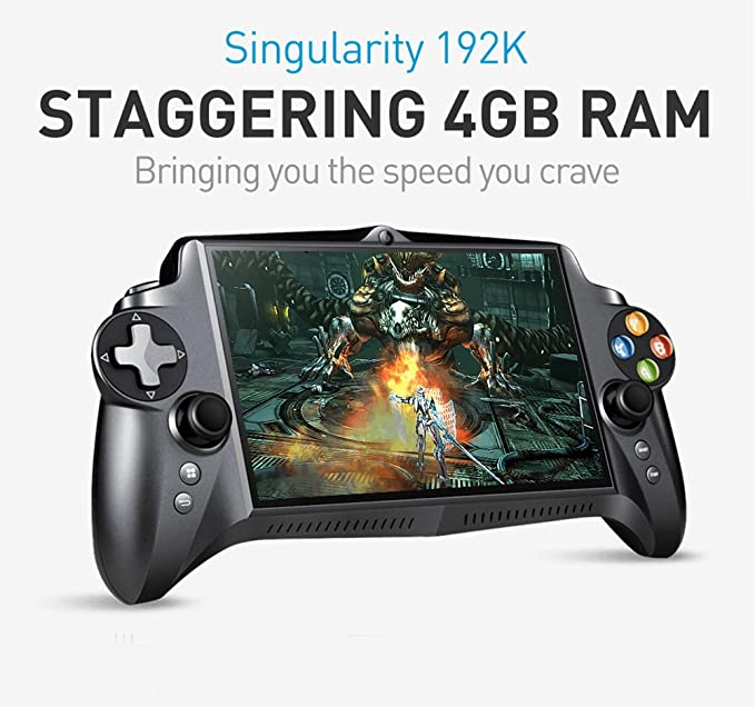 JXD S192K Singularity 7 Inch 1920X1200 Quad Core 4G/64GB RK3288 Handheld  Game Player Gamepad 10000mAh Android 5 1 Tablet PC Portable Video Game
