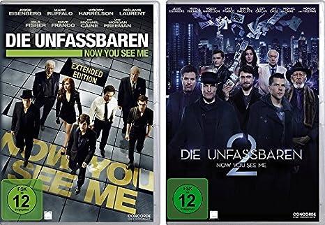 Unfassbaren Now You See Me  Im Set Deutsche Originalware