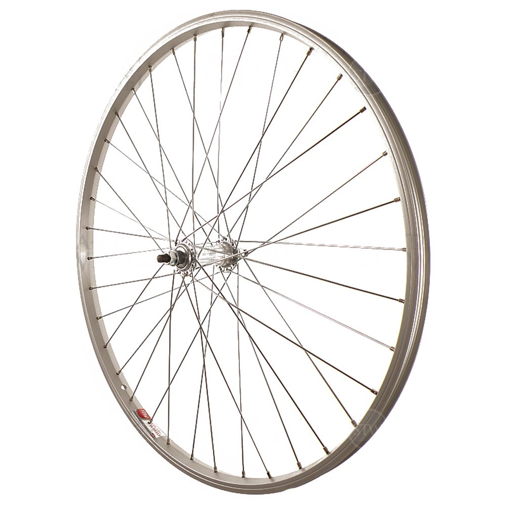 Sta Tru Silver St1 36H Rim Front Wheel (26X1.5-Inch)
