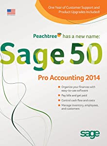 Sage 50 Pro Accounting 2014 US Edition