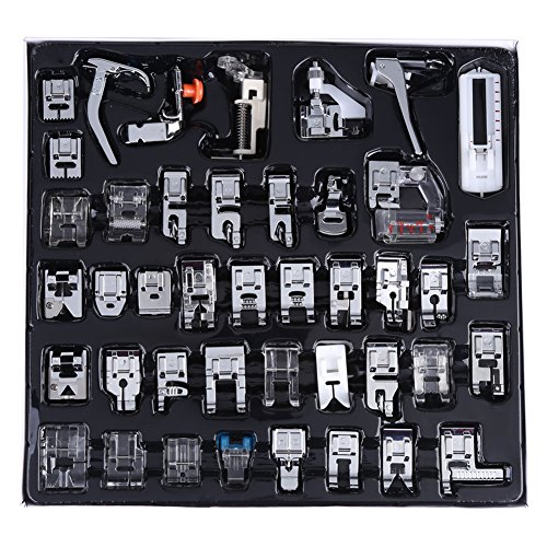 Used, Professional Sewing Machine Presser Feet Set,Multifunction for sale  Delivered anywhere in Canada
